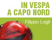 In Vespa a Capo Nord
